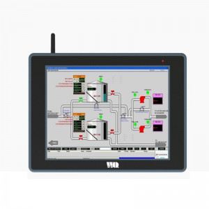 10.4 Inch All-in-One Industrial Touch Panel Computer Tablet Mini PC