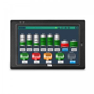 All In One PC With Touch Screen 10.1 Inch Android industrial panel computer