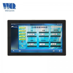 15.6 Inch Android Qresistance Touch Screen Manufacturing Industrial Touch Screen PC