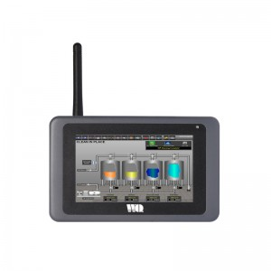 4.3 Inch Industrial Panel PC with Linux Embedded Tablet PC All in One
