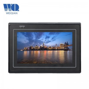 7 Inch Linux industrial panel computer Touch screen LCD Industrial Display Monitor
