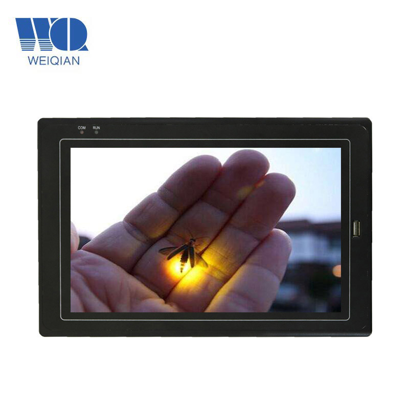 10.1 Inch Resistive Touch Screen Panel High Resolution All In One PC With Touch Screen