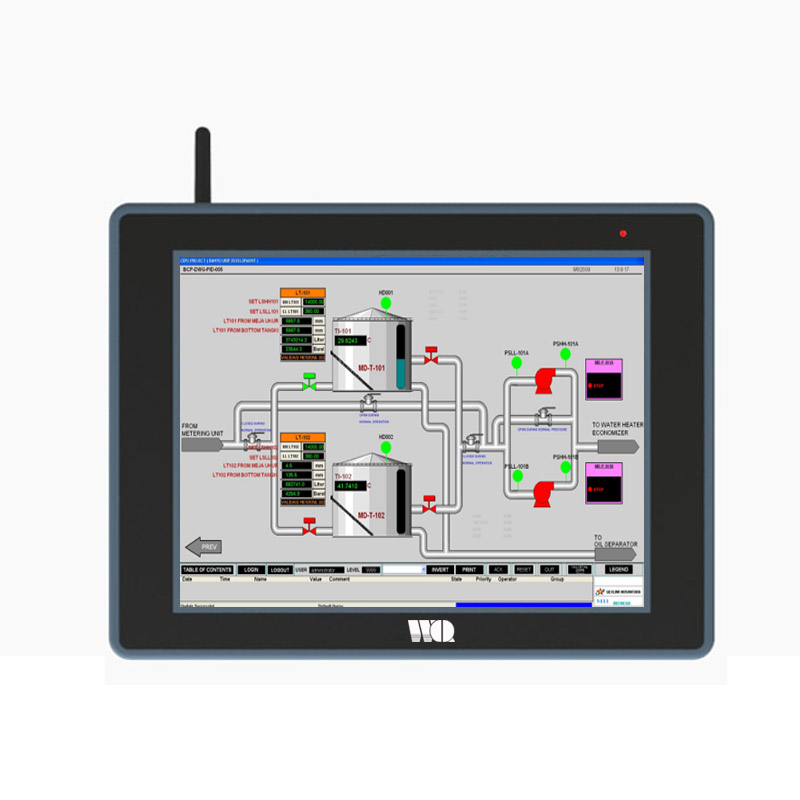 All-in-One Industrial Touch Panel pc